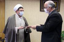 تقدیر از شرکت گاز استان اصفهان به عنوان دستگاه فعال در امر مقدس نماز