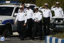 رزمایش طرح ترافیکی اربعین حسینی پلیس راهور