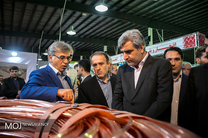 افتتاح نمایشگاه تولیدات برتر گیلان