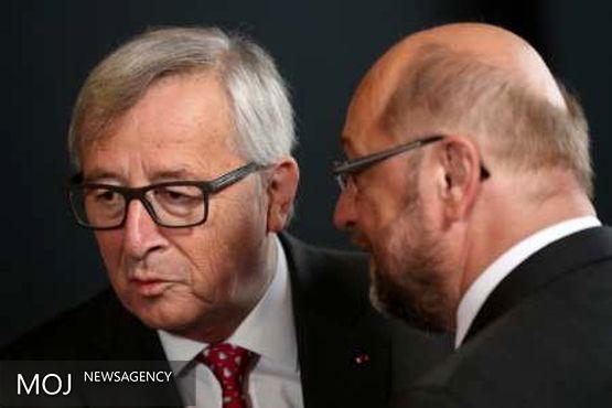 اطمینان کمیسیون اروپا به کارمندان انگلیسی اتحادیه اروپا