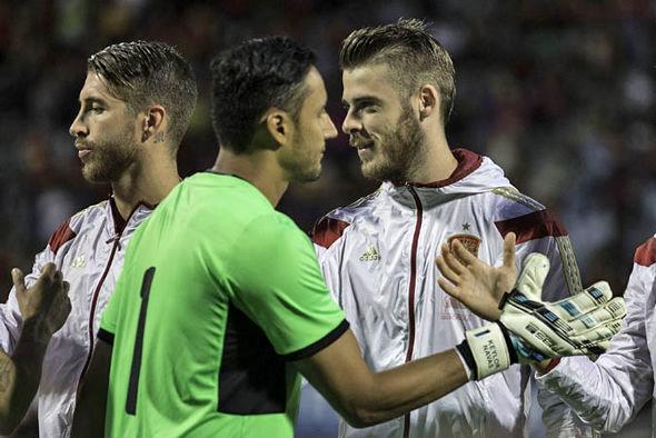 موضع نهایی باشگاه رئال مادرید در مورد دخیا