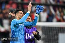 ۱۰ نفر برتر یک هشتم نهایی جام ملت های آسیا مشخص شدند/ بیرانوند در جمع برترین ها