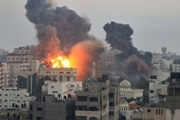 حملات جنگندههای اسرائیلی علیه نوار غزه