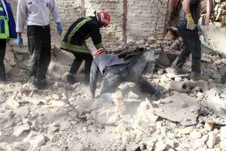 مرگ کارگر بابلی هنگام تخریب غیراصولی ساختمان