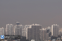کیفیت هوای تهران ۲۱ مهر ۹۹/ شاخص کیفیت هوا به ۱۲۱ رسید