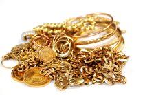 کمترین قیمت طلا در دو هفته گذشته رقم خورد