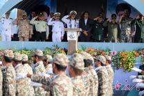 لیست تجهیزات نمایش داده شده در مراسم رژه روز ارتش