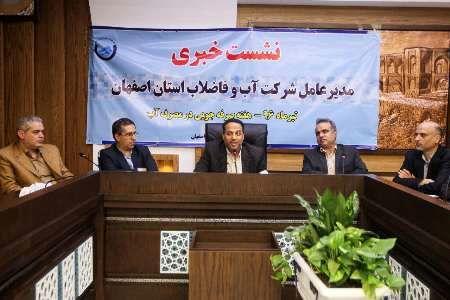 شبکه فاضلاب شهر اصفهان تا سال 1400 کامل می شود