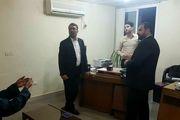 بازدید رئیس کل دادگستری هرمزگان از شعب ویژه رسیدگی به جرائم انتخاباتی