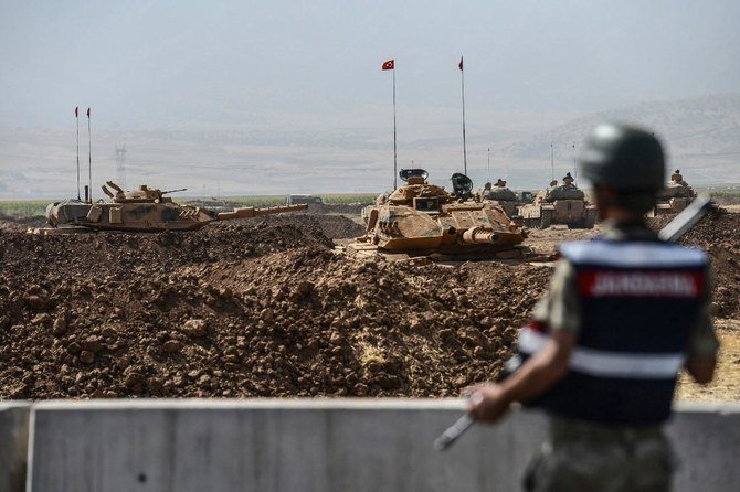 4 سرباز ارتش ترکیه در شمال شرق سوریه جان باختند