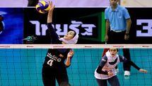 پرش بلند تیم ملی والیبال بانوان ایران به رده 39 رنکینگ جهانی