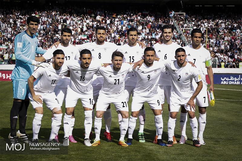 13 مهر بازی دوستانه ایران مقابل توگو