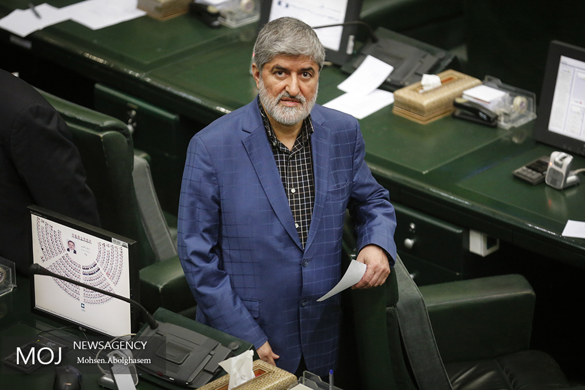 اعلام کاندیداتوری علی مطهری برای انتخابات ریاست جمهوری ۱۴۰۰