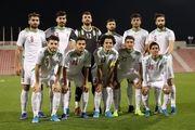 شماره پیراهن بازیکنان تیم ملی فوتبال امید ایران اعلام شد