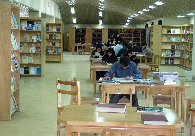 کتابخانههای گنبدکاووس تعطیل است