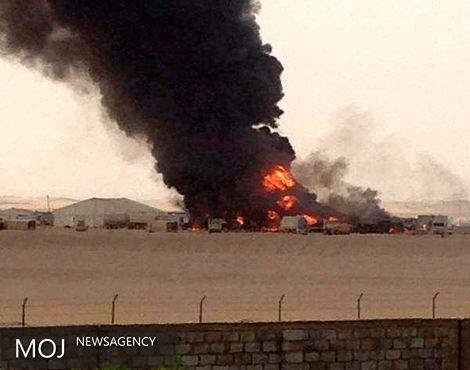 حمله تلافی جویانه موشکی انقلابیون یمن به مواضع سعودی ها