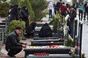اجرای محدودیت های آرامستان های اصفهان با تصویب ستاد کرونا