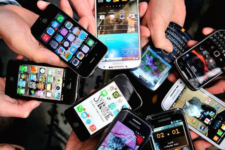 ۶ هزار گوشی تلفن همراه به نفع دولت توقیف شد