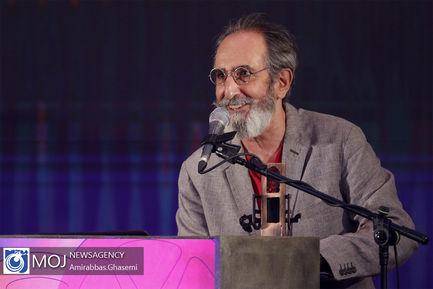 افتتاح جشنواره فیلم و هنر های تجسمی شهر / فرهاد آییش