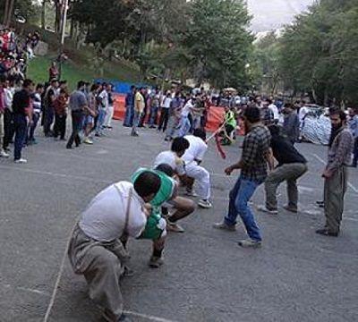 المپیاد بزرگ ورزشی در 500 روستای کرمانشاه آغاز شد