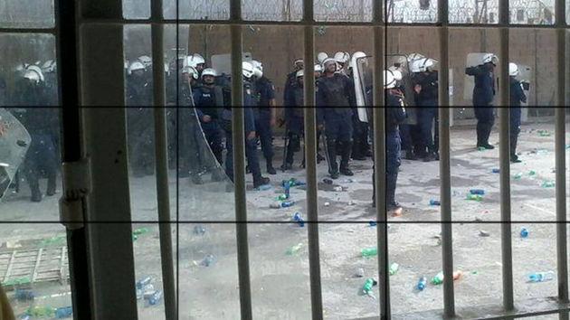 خودداری رهبران زندانی شیعه بحرین از ملاقات با خانوادههایشان