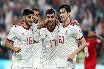 نتیجه بازی تیم ملی فوتبال ایران و هنگ کنگ در نیمه نخست