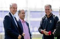 تاج به اردوی تیم ملی فوتبال در قطر اضافه شد