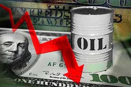 پیش بینی تداوم مازاد عرضه، قیمت جهانی نفت را کاهش داد