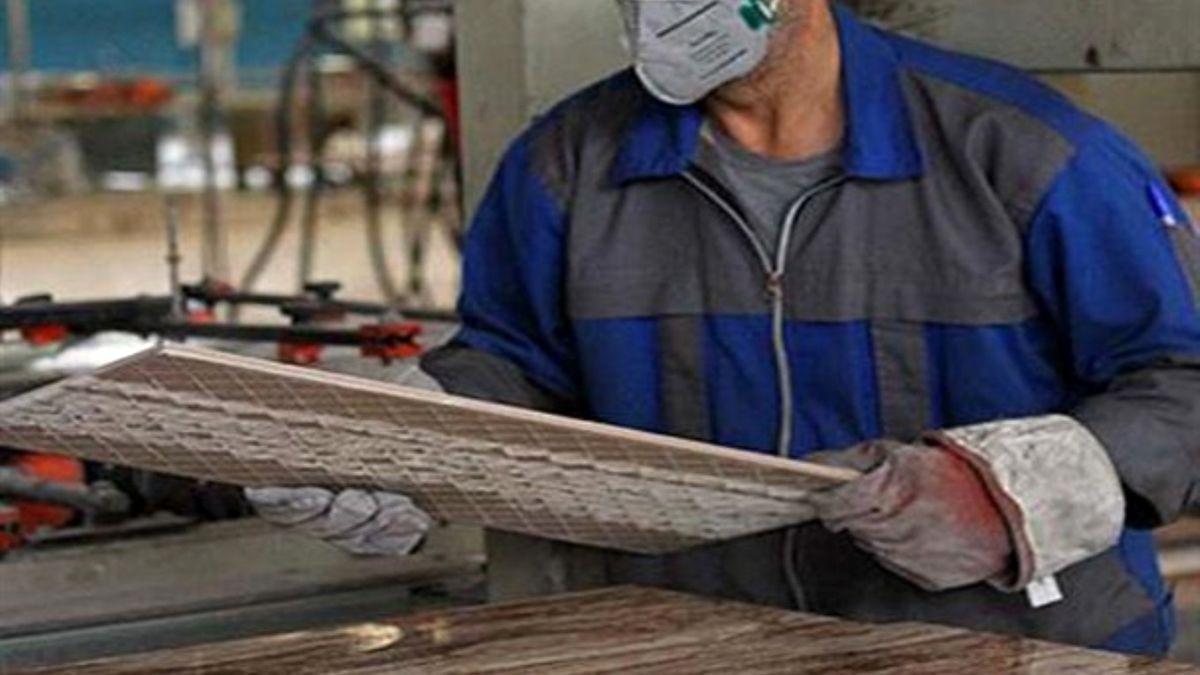 ۶۰ درصد تولیدات کاشی و سرامیک کشور در یزد انجام می شود