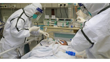 مبتلا شدن 32 بیمار جدید به ویروس کرونا در کاشان / 50 بیمار در وضعیت اضطراری