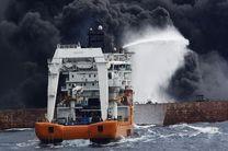بازگشت تیم امداد و نجات ایران از دریای چین