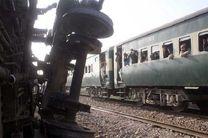 انفجار بمب در یک قطار در پاکستان ۵ زخمی برجای گذاشت
