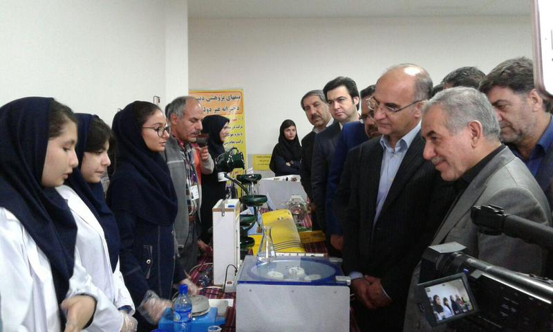 حضور 30 شرکت دانشبنیان در نمایشگاه دستاوردهای پژوهشی در کرمانشاه