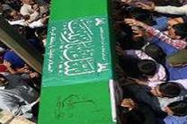 پیکر ۴ شهید مدافع حرم در قم تشییع میشود