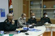 جلسه کمیته علمی همایش بینالمللی مطالبات حقوقی دفاع مقدس