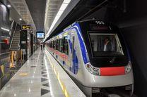 زمان افتتاح مترو برج میلاد مشخص شد