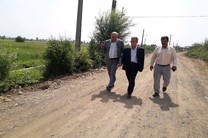 عملیات آسفالت در ۹ روستای بخش مرکزی املش