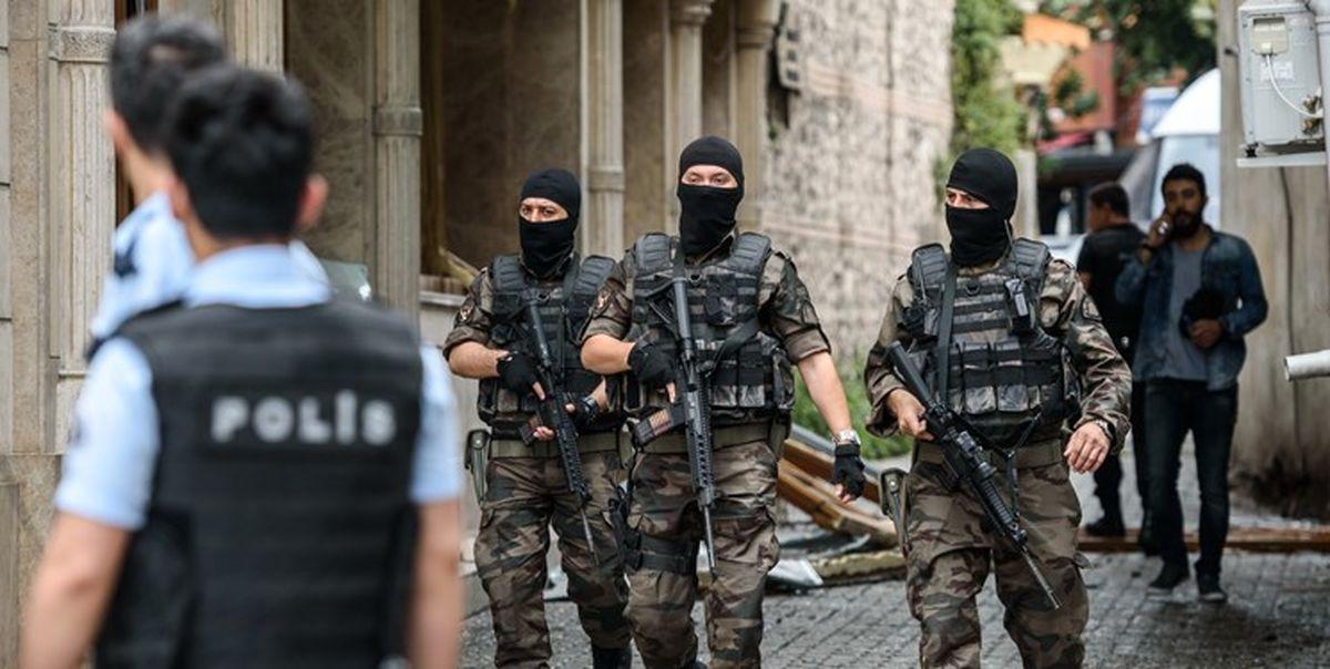 دستگیری ۱۸ فرد مظنون به عضویت در داعش توسط پلیس ترکیه