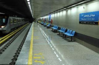 ساخت 17 کیلومتر خط مترو در قلب تهران طی ده سال