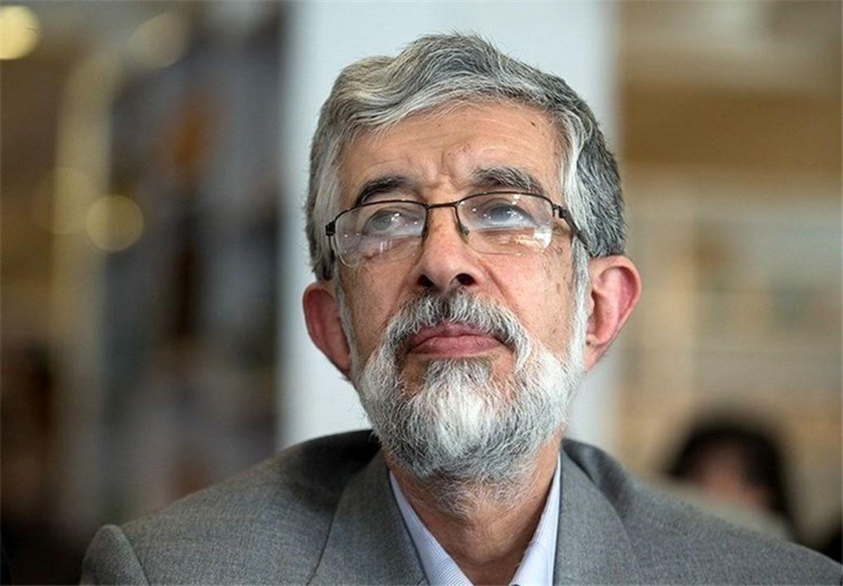 حداد عادل درگذشت علی اصغر زارعی را تسلیت گفت