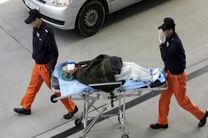 انفجار در پایگاه نظامی کره جنوبی یک کشته برجای گذاشت