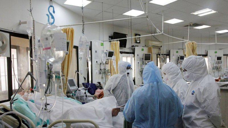بستری شدن195 بیمار کرونایی در شبانه روز گذشته در اصفهان / تعداد کل بستری ها 1345 بیمار
