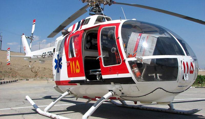 عدم حضور بالگرد اورژانس در مناطق زلزله زده/چه کسی مسئول رسیدگی آمار های شتابزده اورژانس است؟!