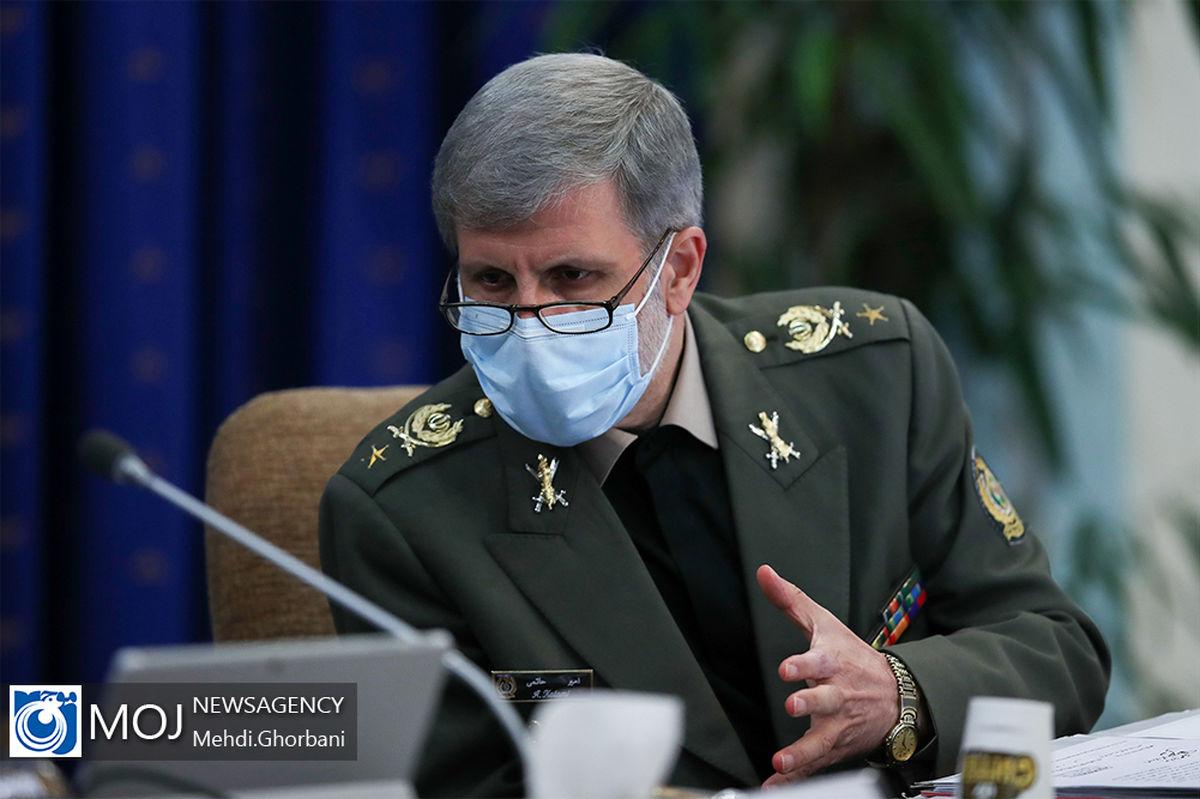 سازمان صنایع هوایی وزارت دفاع گام های موثری برای افزایش توان رزمی برداشته است