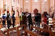 انفجار کنترل شده در شهر کلمبو سریلانکا