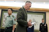 انتقاد چهره به چهره مقام ارشد نظامی چین از همتای آمریکایی