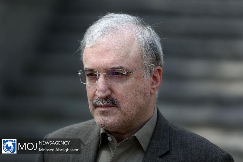 سعید نمکی از رهبر معظم انقلاب قدردانی کرد