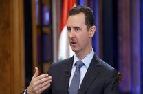 بشار اسد اخبار مربوط به دستگیری «ابوبکر البغدادی» را تکذیب کرد