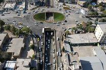 زیرگذر شهید کشوری ایلام رسما افتتاح شد