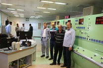 بازدید بازرسان فنی ستاد از مسیر خطوط انتقال منطقه خلیجفارس